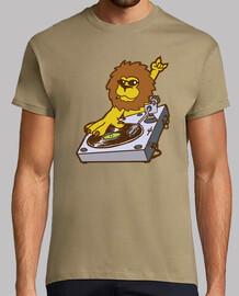 el león dj de