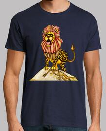El león jirafa