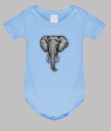 El majestuoso elefante