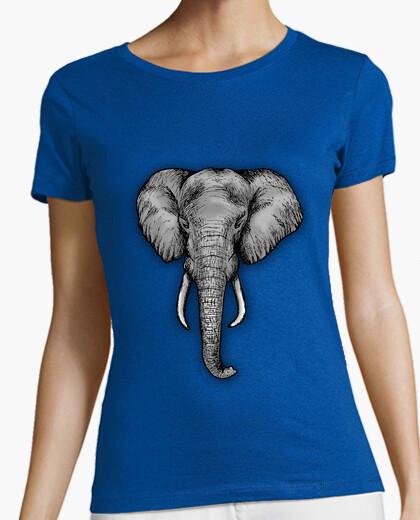 Camiseta El majestuoso elefante M