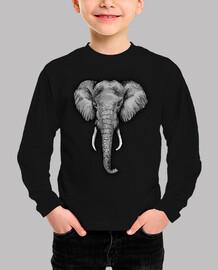 El majestuoso elefante peques