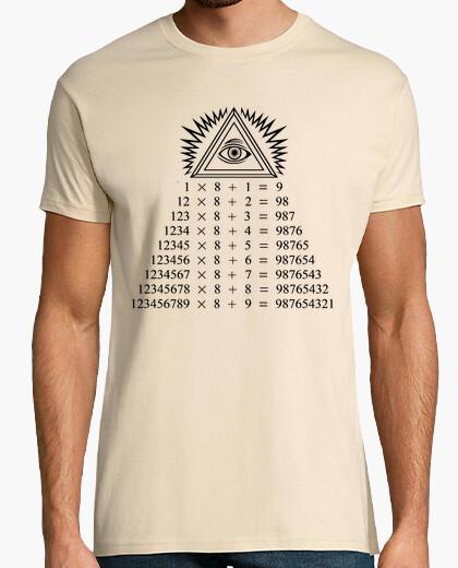 Camiseta El maravilloso número ocho