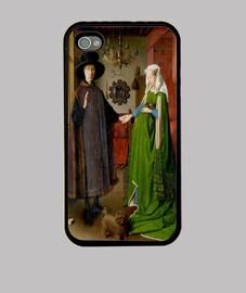 El matrimonio Arnolfini - Van Eyck