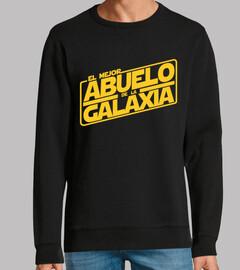 El mejor abuelo de la galaxia