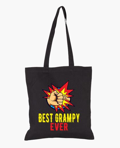Bolsa el mejor abuelo de todos