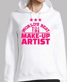 el mejor artista de maquillaje del mund