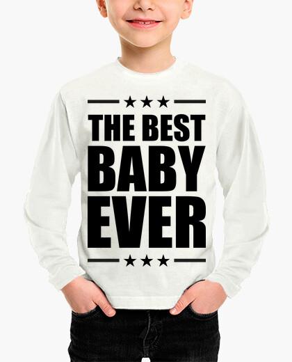 Ropa infantil el mejor bebé / niño / a luz cada vez