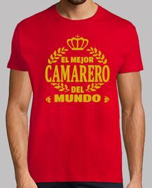 Camisetas Camarero Más Populares Latostadora