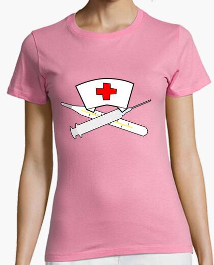 Camiseta El mejor en la Enfermería