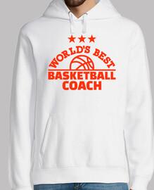 el mejor entrenador de baloncesto del m