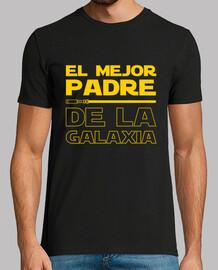 El Mejor Padre De La Galaxia . Parodia Guerra de las Galaxias