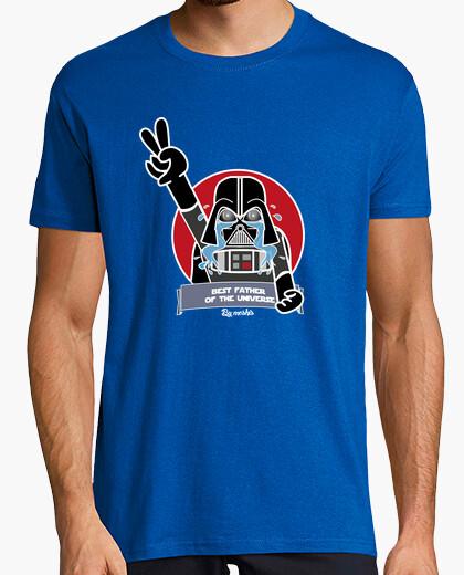 Camiseta El mejor padre del universo