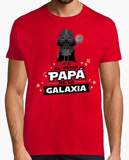 Camiseta El mejor Papá de la galaxia