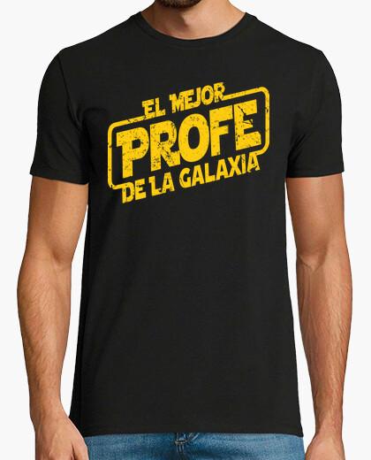 Camiseta El Mejor Profe De La Galaxia