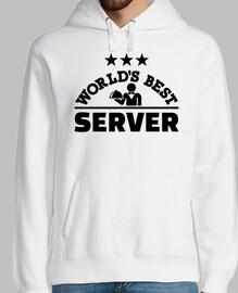 el mejor servidor del mundo