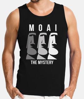 el misterio moai rapa nui isla de pascu