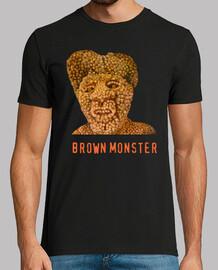 El monstruo marrón