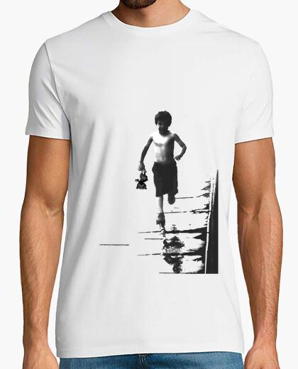 Camiseta el movimiento de la niñez