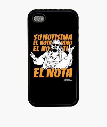 Funda iPhone El Nota (El Gran Lebowski)