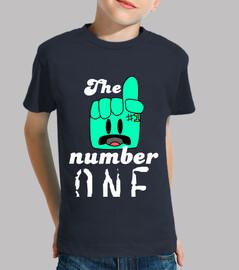 El número uno