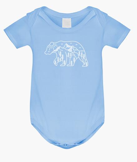 Ropa infantil el oso aventurero 2