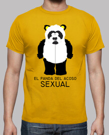 El panda del acoso sexual, South Park