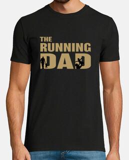 el papá corriendo regalo papá humor