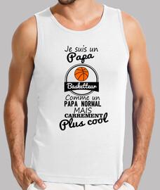 el papá más fresco de baloncesto