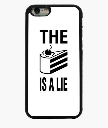 Funda iPhone 6 / 6S el pastel