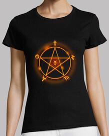 El pentagrama del Diablo