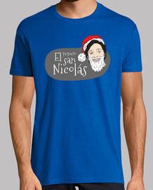 El pequeño San Nicolás [fondo verde]