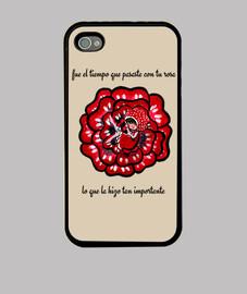 El principito-rosa IPhone 4