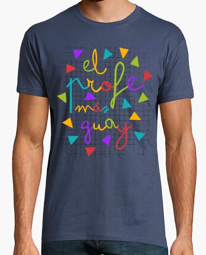 Camiseta El profe más guay