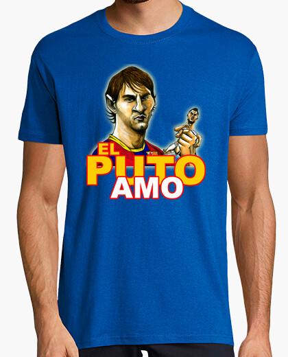 Camiseta EL PUTO AMO