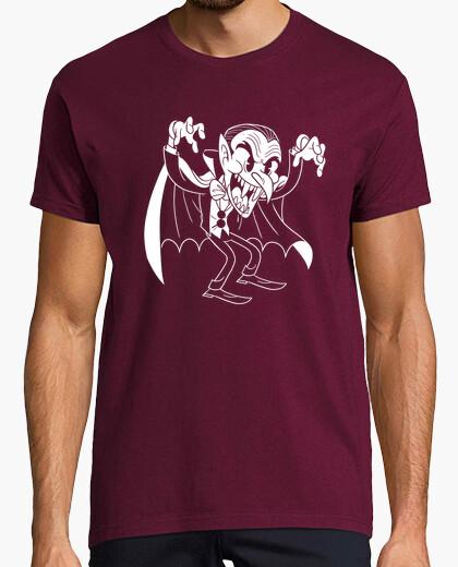 Camiseta El Regreso de Bela Lugosi como Dracula