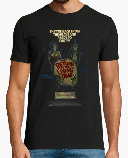 Camiseta El regreso de los muertos vivientes