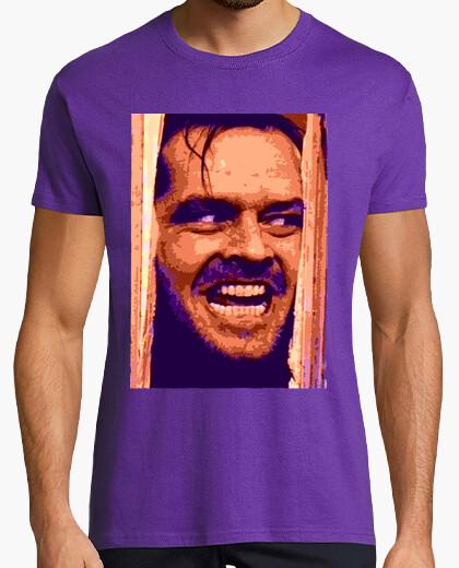 Camiseta El resplandor Here is Johnny!!