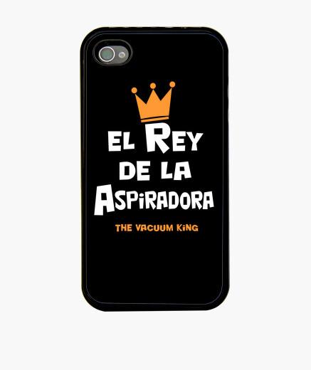 Funda iPhone El Rey de la Aspiradora