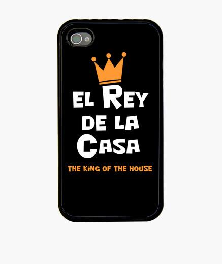 Funda iPhone El Rey de la Casa