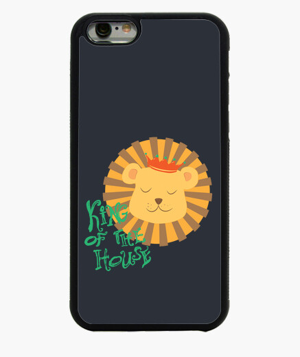 El rey de la casa iphone 6 / 6s case