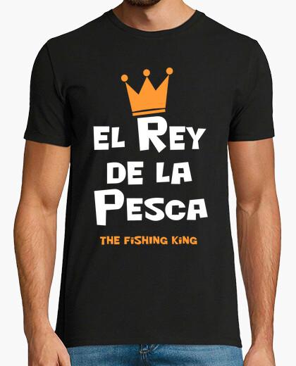 Camiseta El Rey de la Pesca
