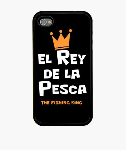 Funda iPhone El Rey de la Pesca