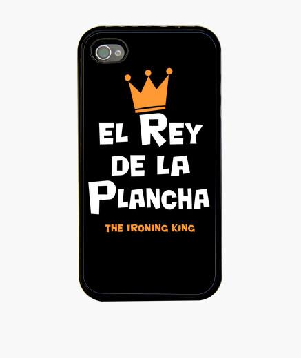 Funda iPhone El Rey de la Plancha