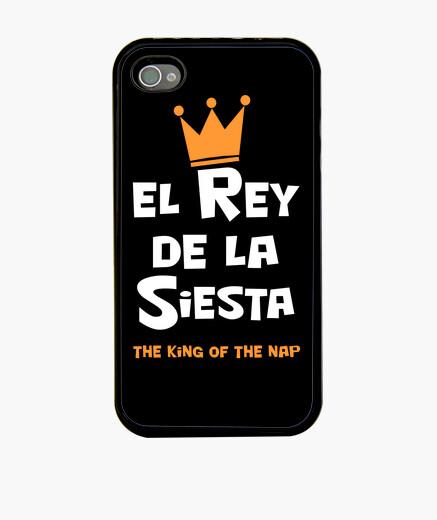 Funda iPhone El Rey de la Siesta