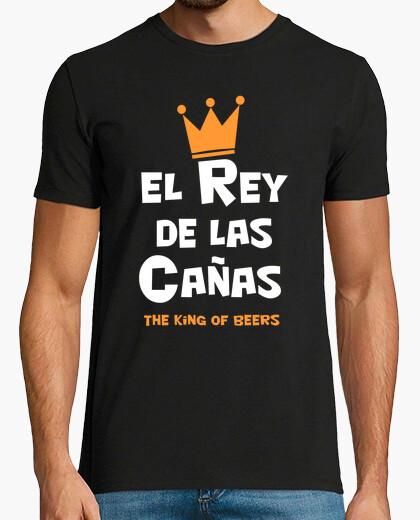 Camiseta El Rey de las Cañas