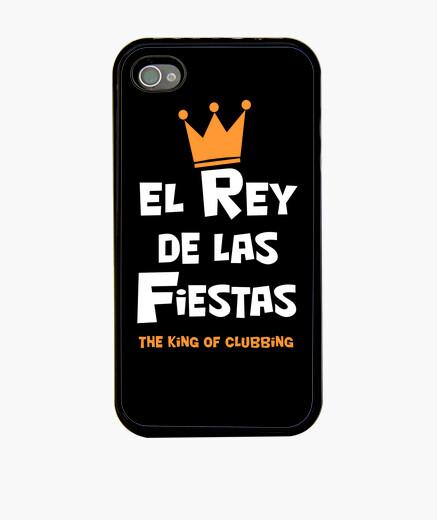 Funda iPhone El Rey de las Fiestas
