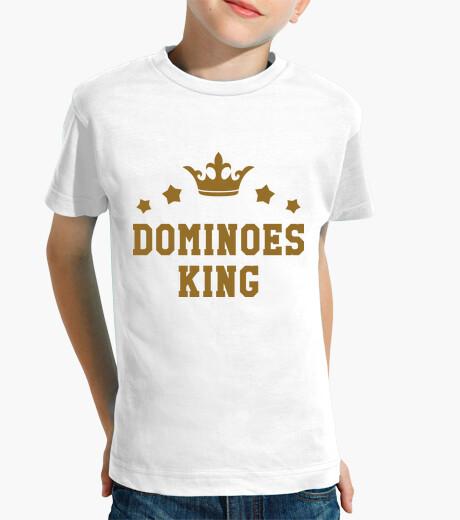 Ropa infantil el rey de los dominós