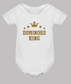 el rey de los dominós