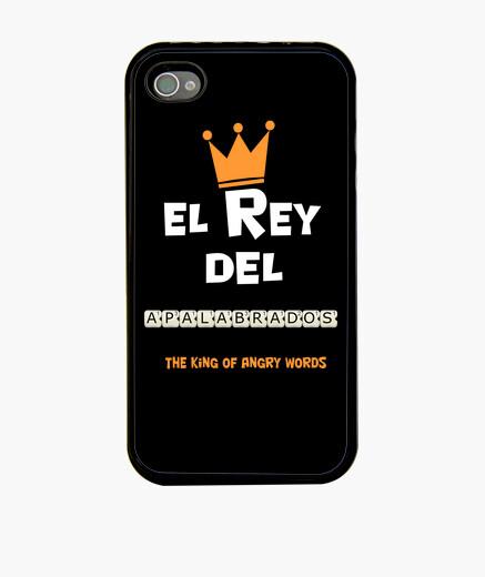 Funda iPhone El Rey del Apalabrados