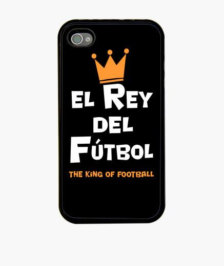 Funda iPhone El Rey del Fútbol